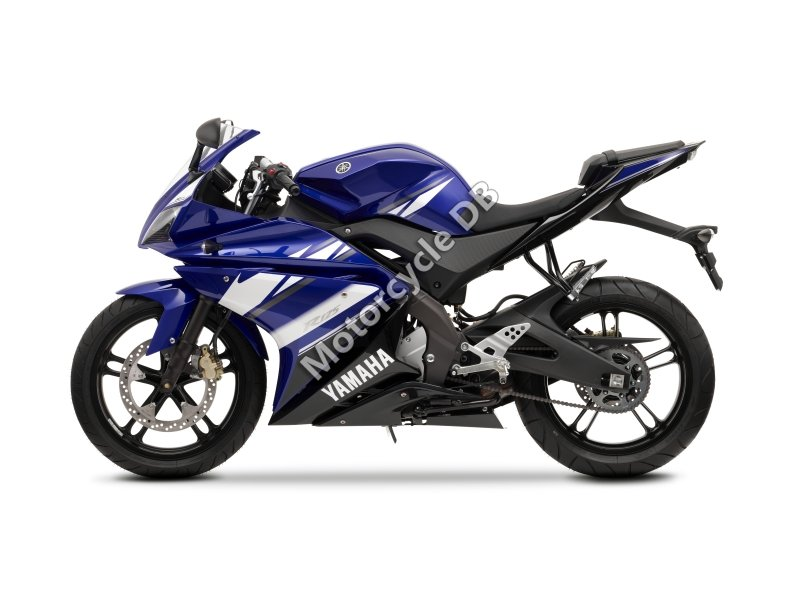 Yamaha YZF-R125 2011 25554