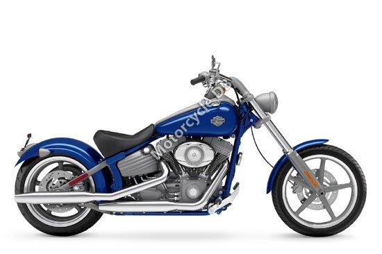 Harley-Davidson FXCW Softail Rocker 2009 3126