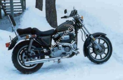 Harley-Davidson XLS 1000 Roadster 1985 9044