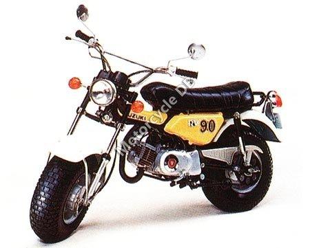 Suzuki RV 90 1981 18211