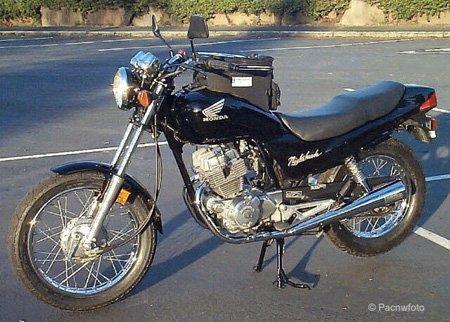 Honda CB 250 Nighthawk 2008 23197