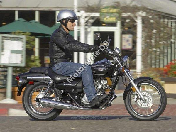 Kawasaki Eliminator 125 2005 5802