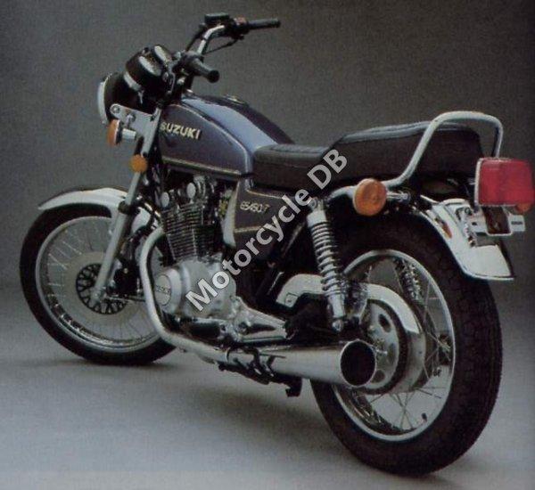 Suzuki GS 450 T 1982 6866