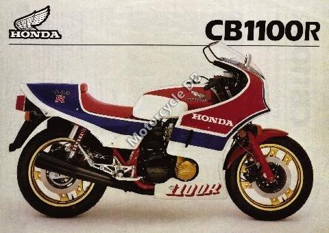 Honda CB 1100 R 1983 22723
