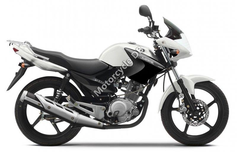 Yamaha YBR125 2008 25848