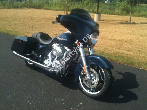 Harley-Davidson FLHX Street Glide 2012 22338