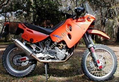KTM 620 LSE 1998 13115