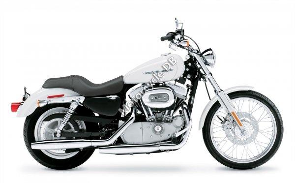 Harley-Davidson XL 1200 C Sportster Custom 2004 5846