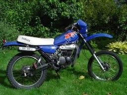 Yamaha DT 50 MX 1983 6555