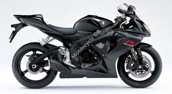 Suzuki GSX-R 600 2007 2045
