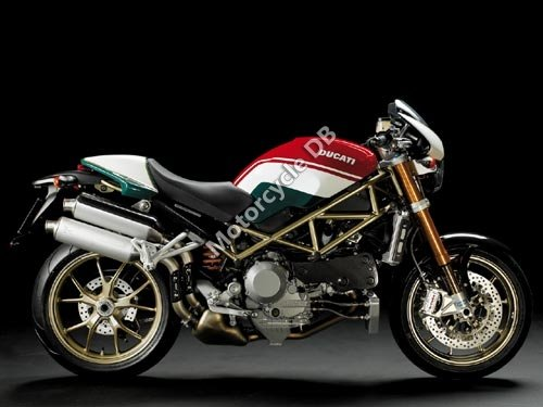 Ducati Monster S4R S Tricolore 2008 2475