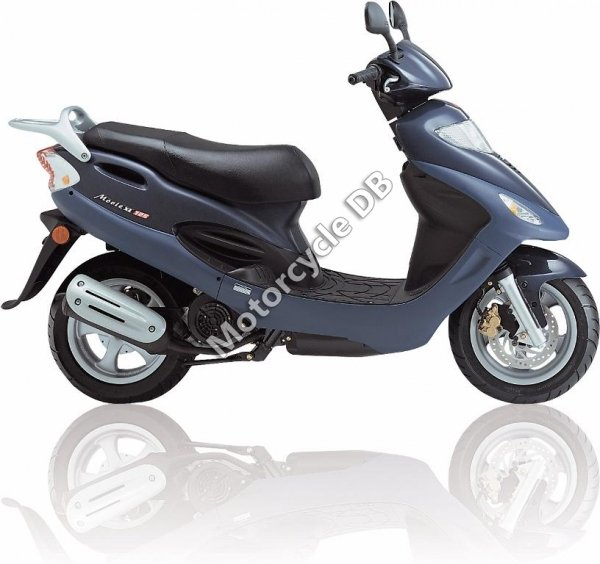 Kymco Movie XL 125 2005 20876