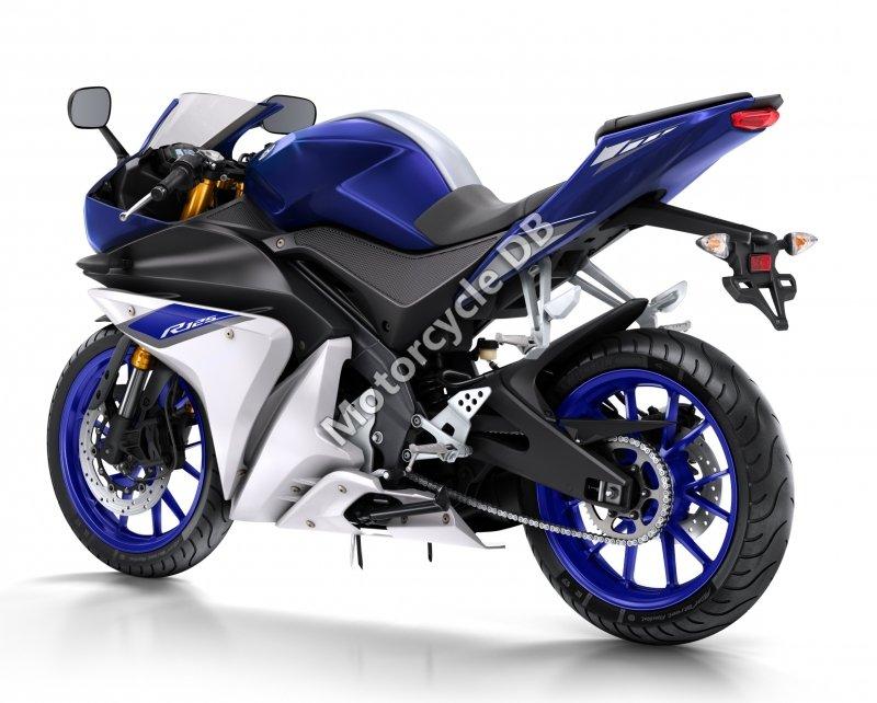 Yamaha YZF-R125 2015 25573