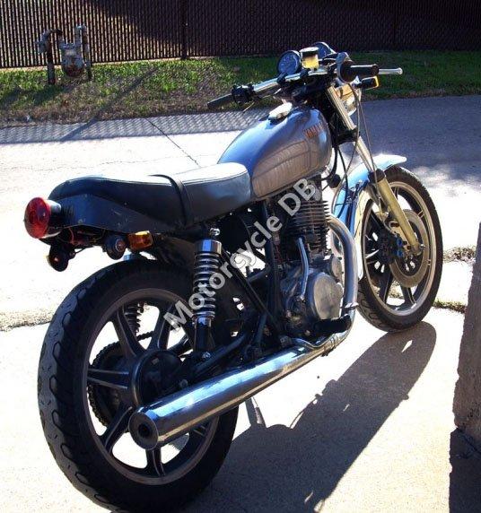 Yamaha SR 500 1997 13400