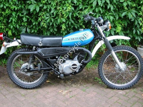 Kawasaki KE 175 1980 7690
