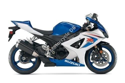 Suzuki GSX-R1000 2008 2703
