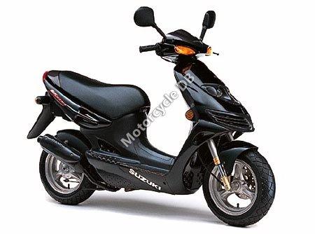 Suzuki TR 50 SD 2002 14214