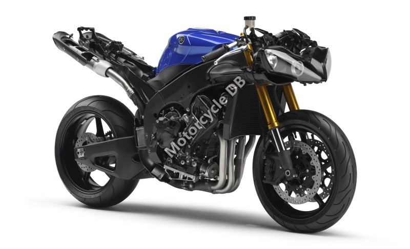 Yamaha YZF-R1 2008 25720