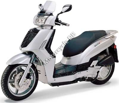 Kymco People S 4T (2009)