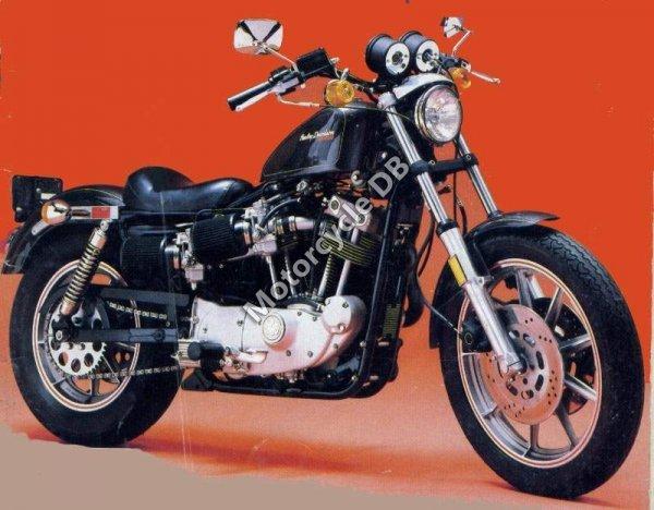 Harley-Davidson XR 1000 1983 10538