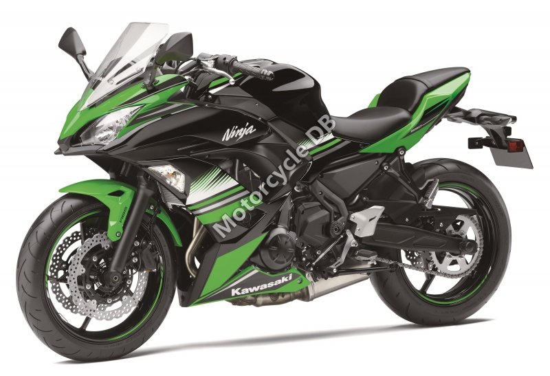 Kawasaki Ninja 650 2017 29042