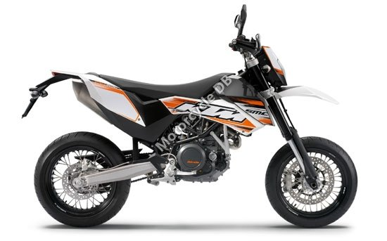 KTM 690 SMC 2010 5436