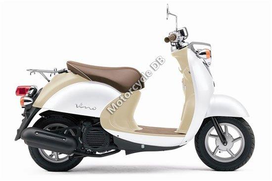 Yamaha Vino Classic 2009 8639