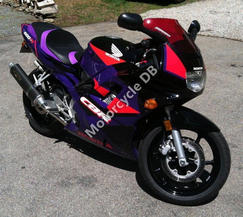 Honda CBR 600 F 1991 29964