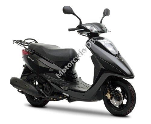 Yamaha Vity 125 2008 12076