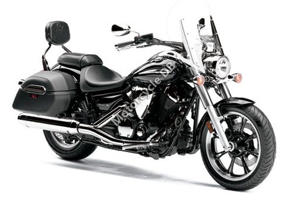 Yamaha V Star 950 Tourer 2011 10780