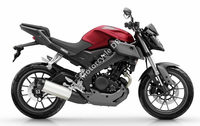 Yamaha MT-125 2017 25944