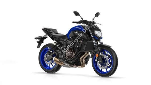 Yamaha MT-07 2018 23989