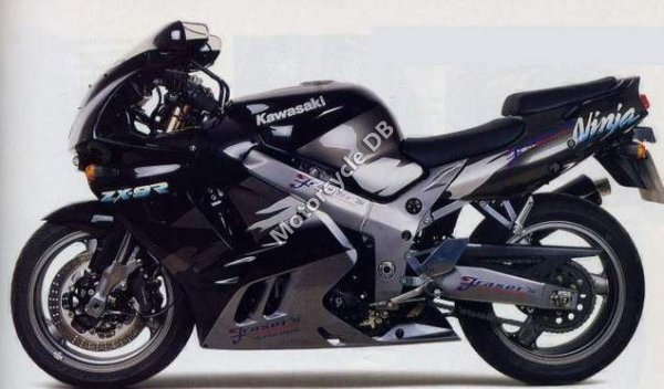 Kawasaki ZX 9 R Ninja 1995 17718