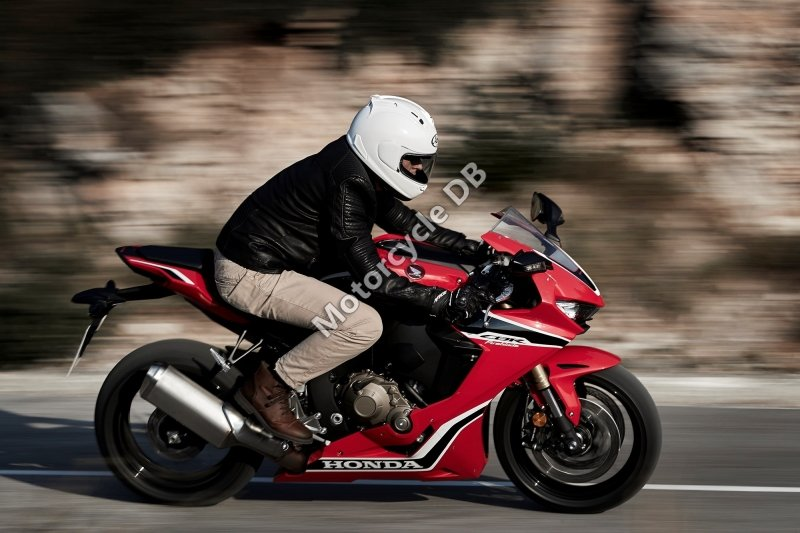Honda CBR1000RR Fireblade 2018 29935