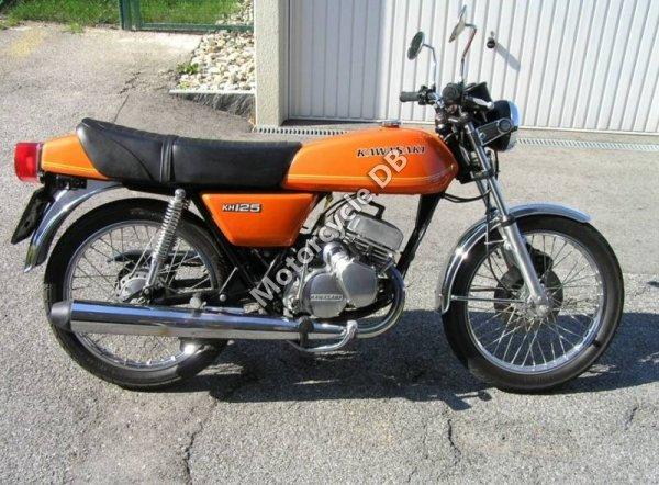 Kawasaki KH 125 1980 15004