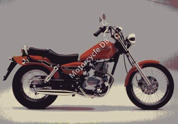 Honda CA Rebel 125 2000 19347