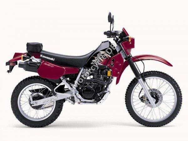 Kawasaki KLR 250 2005 1661