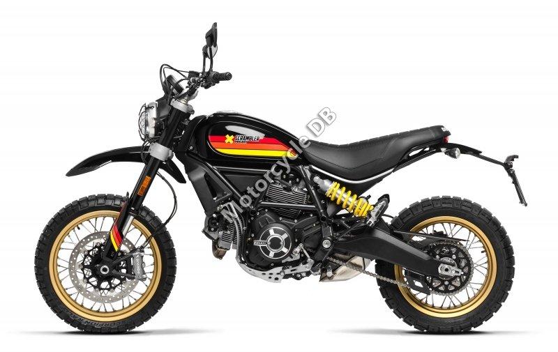 Ducati Scrambler Desert Sled 2018 31171