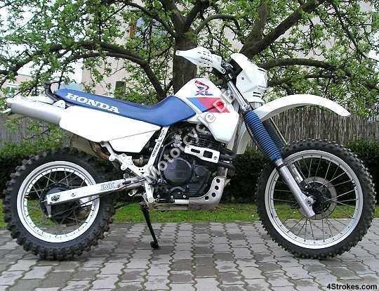 Honda XL 600 RM 1986 6623