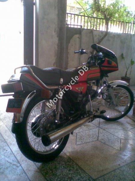 Kawasaki GTO 125 1990 7423