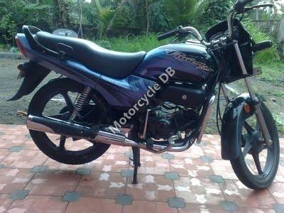 Hero Honda Passion Plus 2008 20544