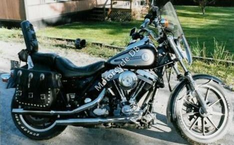 Harley-Davidson FXRS 1340 Low Rider Sport Edition 1986 12911