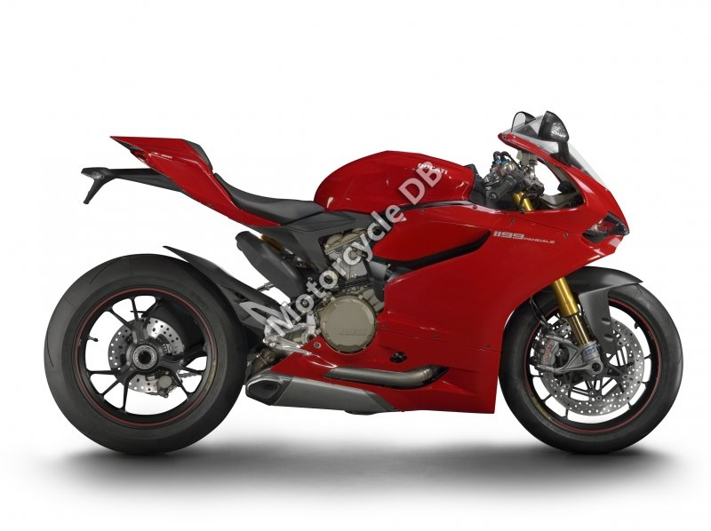 Ducati 1199 Panigale S 2013 31692