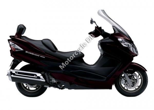 Suzuki Burgman 400 2010 12679