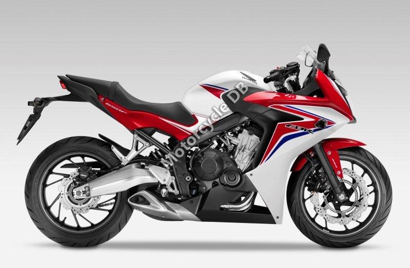 Honda CBR650F 2014 29855