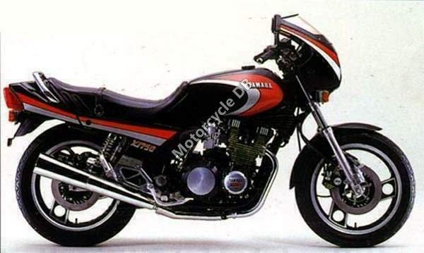 Yamaha XJ 750 1983 16033