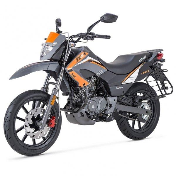 Keeway TXM 150 2015 23941