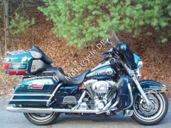 Harley-Davidson FLHTCUI Ultra Classic Electra Glide 2002 10893