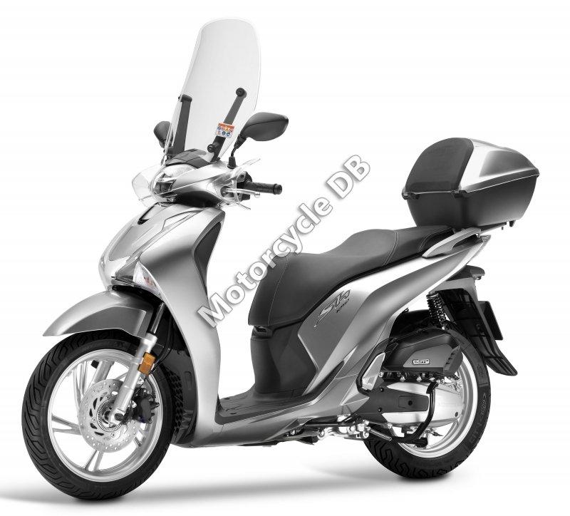 Honda SH125i 2018 30401