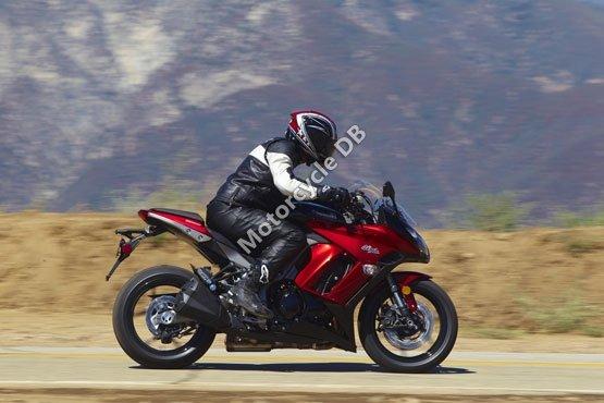 Kawasaki Ninja 1000 2011 6248